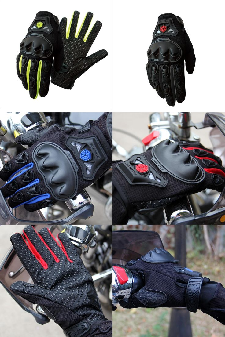 [Visit to Buy] Scoyco Motorcycle gloves Off road moto gloves Protective Motocross racing gloves Moto Guantes Motocicleta Luvas #Advertisement