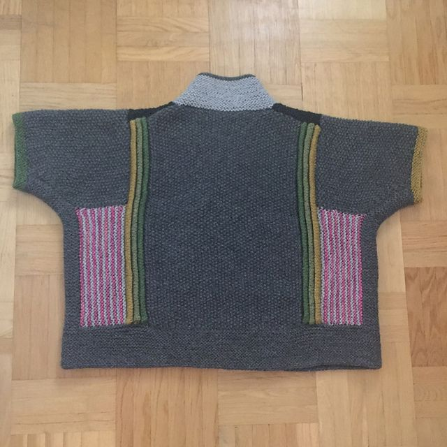 Ravelry: Project Gallery for Penguono mønster af Stephen West