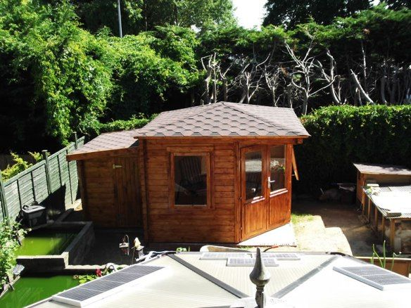 25 Best Ideas About Corner Log Cabins On Pinterest Log