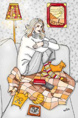 Cats by Natalia Illarionova. Russia