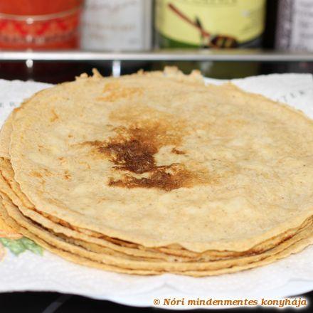 Nóri mindenmentes konyhája: Zabpalacsinta