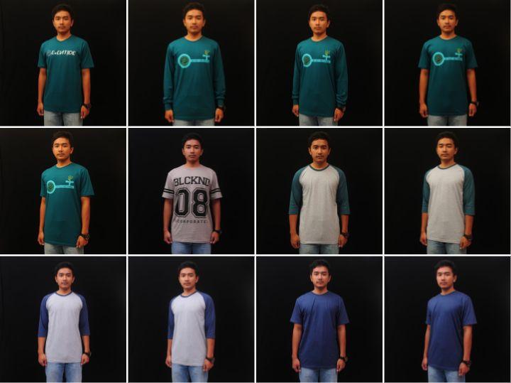 foto produk fashion pakaian dmuns store eventide kadungora garut jawa barat