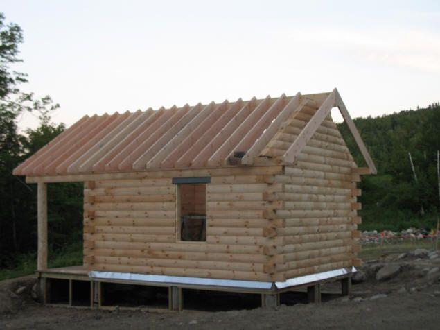 Jericho Warming Hut - Week 3 Progress Report