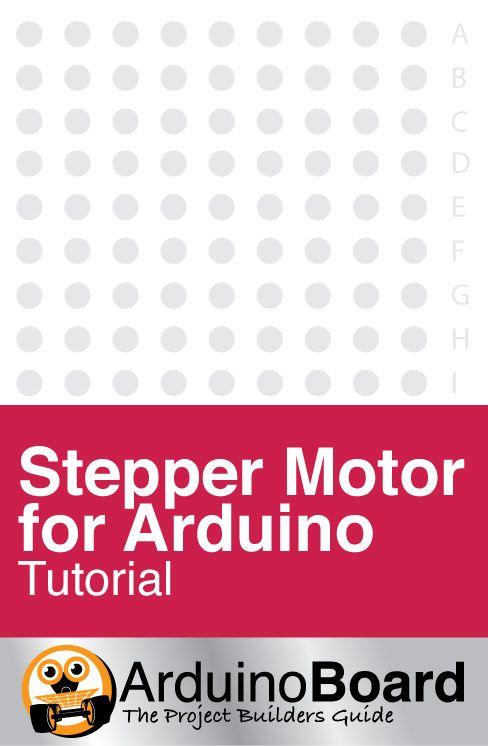 78 Ideas About Stepper Motor Arduino On Pinterest