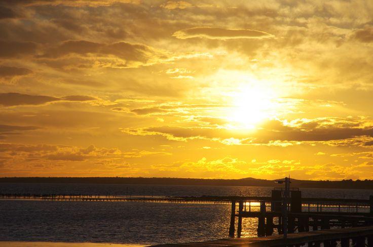Sunset, Salamander Bay, Port Stephens, NSW, Australia