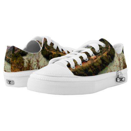 #Bhakra Nangal Dam Low-Top Sneakers - #womens #shoes #womensshoes #custom #cool