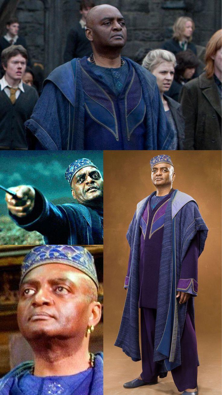 Kingsley Shacklebolt Harry Potter Kingsley Kingsley Shacklebolt Harry Potter Characters