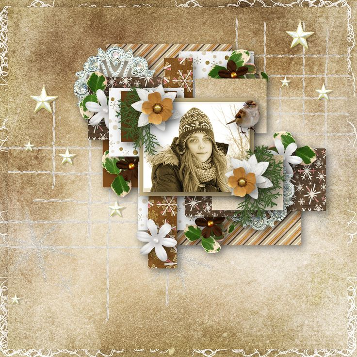 """templatespack """"Step in 2"""" by Dafinia Scrap, http://www.pixelsandartdesign.com/store/index.php?main_page=product_info&cPath=128_317&products_id=3158, kit """"Winters Frost"""" by BooLand Designs, photo Arieth, Pixabay"""