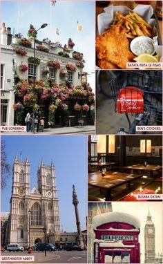Dica De Viagem: A Londres De Gabriela Ganem