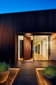 Melbourne Front Contemporary Design Ideas, Pictures, Remodel and Decor