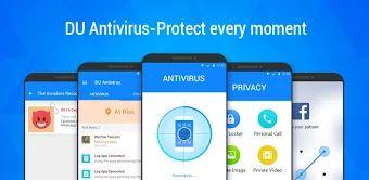 DU Antivirus - Mobile Securitys & AppLock – Android-sovellukset Google Playssa