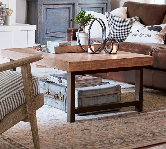 Griffin Reclaimed Wood Coffee Table: Best 25+ Reclaimed Wood Coffee Table Ideas On Pinterest