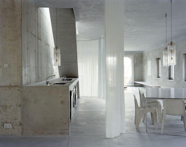 Vosgesparis Interior Design BlogsConcrete KitchenScandinavian