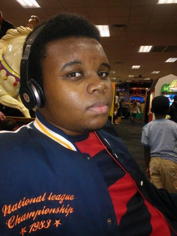 Michael Brown 18 years-old; unarmed with no criminal record, murdered by a police officer in Aug. 2014 for being Black in the intentionally segregated city of Ferguson, MO. Along with suing the police dept. for failing to improve the chief's racist, top-down policies that officers are obligated to obey, Brown's estate should also SUE THE REAL ESTATE COMPANIES that continue to perpetuate/profit from racist gentrification practices that perpetuate racist homicides/convictions by public…