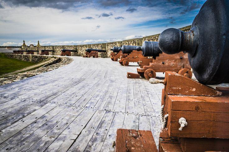 Fortress of Louisbourg | http://pierretrowbridge.com