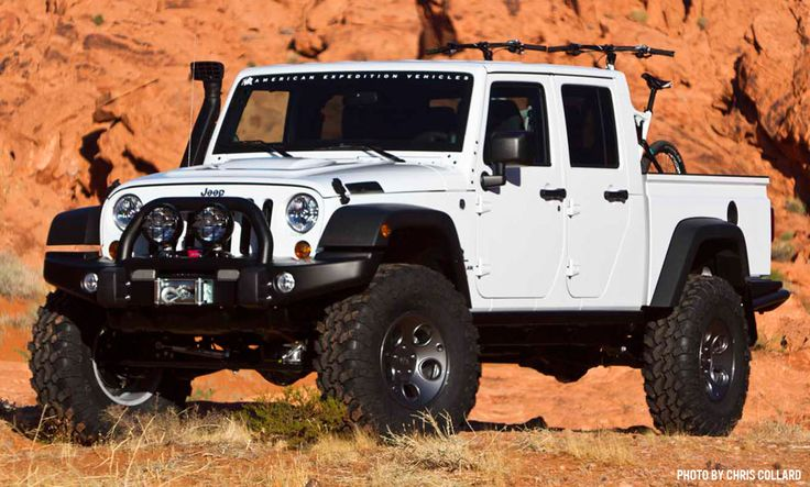 This is what the Giveaway Jeep will look like, except ours will be red.