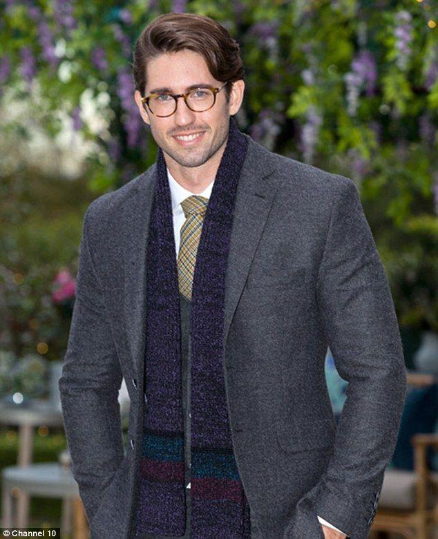 Shock secret: Bachelorette contestant Rhys Chilton is MARRIED