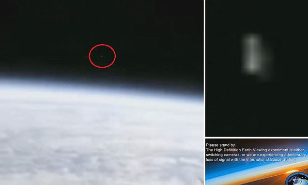 Did Nasa cut a live ISS stream when aliens appeared? Probably not