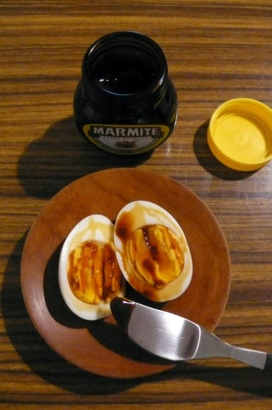 Egg & Marmite
