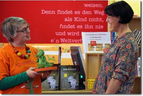 Auszeichnungen - Susanne Lux, Antje Damm © Nimmerland/ Lux