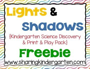 With this download, you will get a SOURCES of LIGHT 20 Questions game with 10 cards and a mat.   This is one of the activities from my paid pack of  Lights and Shadows Unit. The paid pack has 5 days worth of lesson plans AND tons of Print and Play fun.