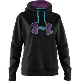 Under Armour Women's Storm Fleece Intensity Big Logo Hoodie