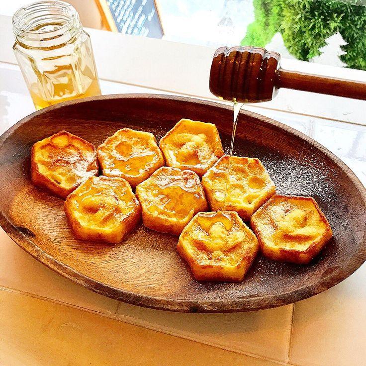 こんなにかわいいのに、なぜかあまり知られてない池袋の「はちくまカフェ」のハニーフレンチトースト…