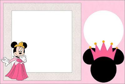 Minnie Mouse ve prenses temasını severler için ücretsiz yükleyebileceğiniz harika bir parti teması ile bugünsizlerleyim.     Doğum günü ha...