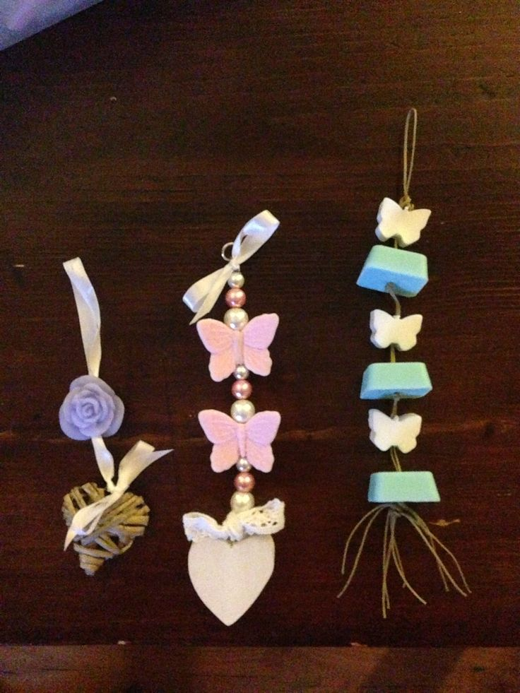 Home made soap chain