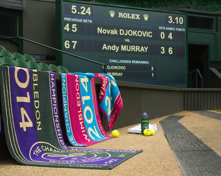 Wimbledon Towel Collection - Christy