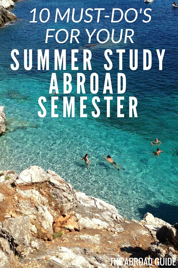 Summer Study Abroad in Canada - Study Abroad Volunteer ...