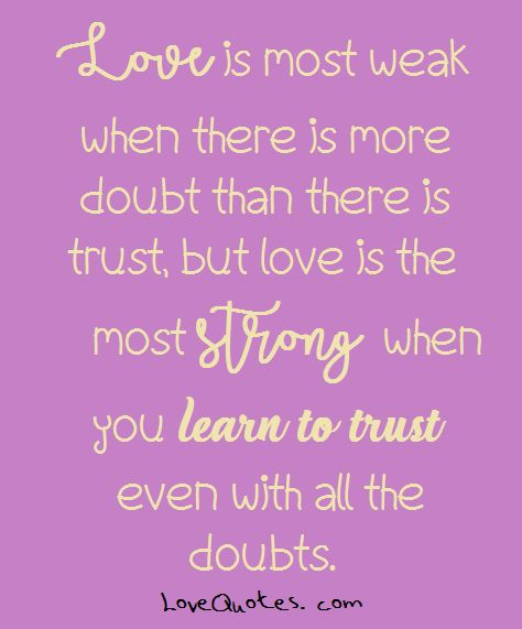 Learn To Trust Quotes: Best 25+ Family Trust Quotes Ideas On Pinterest