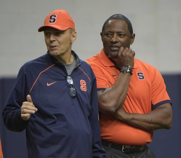 Little-known coach who groomed Romo, Garoppolo plays key role with Syracuse football