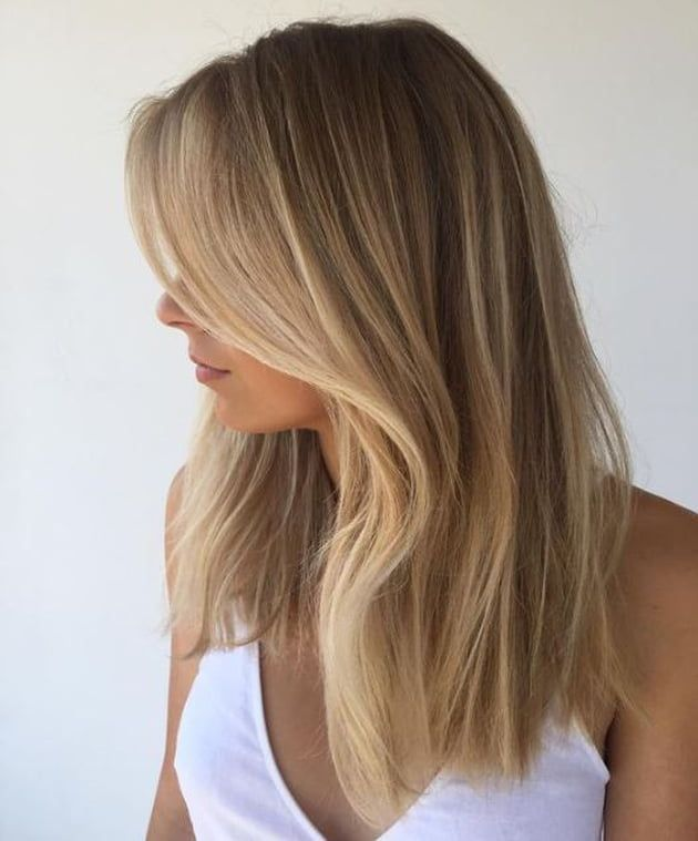 Best Haircut For Straight Hair | Natural Ways To ...