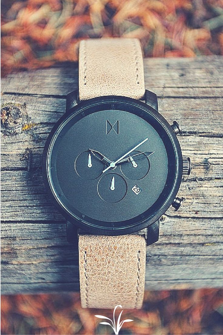 Style says a lot about a man. Fine tune your style with a minimalist watch that will be sure to turn heads.