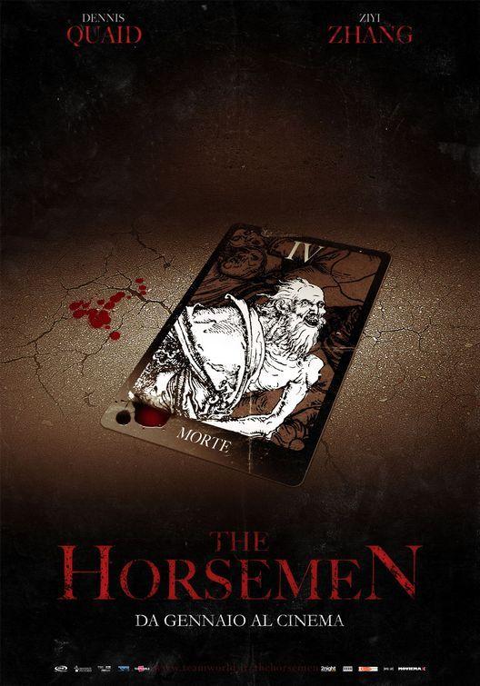The Horsemen Movie Poster #2 - Internet Movie Poster Awards Gallery