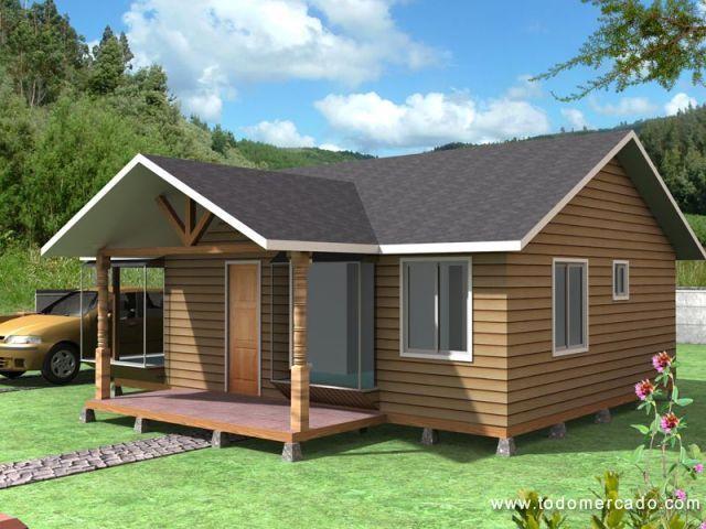 M s de 1000 ideas sobre modelos de casas prefabricadas en pinterest planos de casas - Construccion de casa prefabricadas ...
