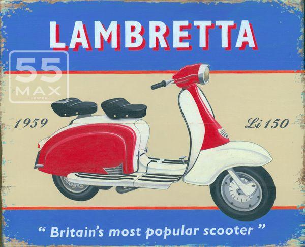 1950s lambrettas - Google Search