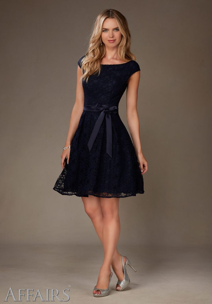 Lace dresses for wedding party