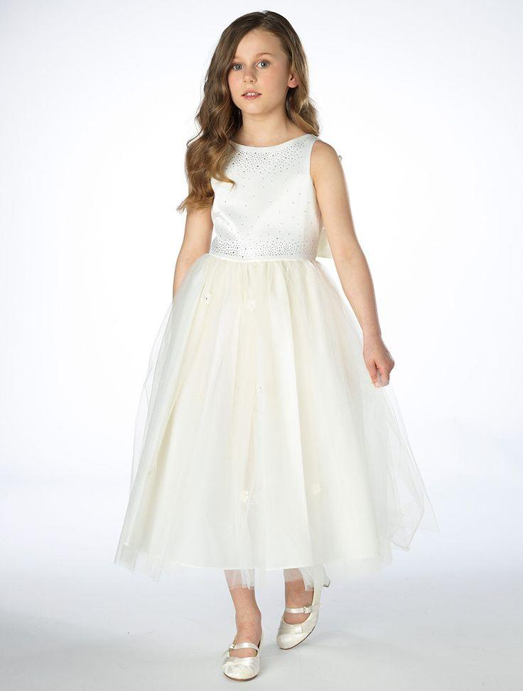 Little Bridesmaid Dresses