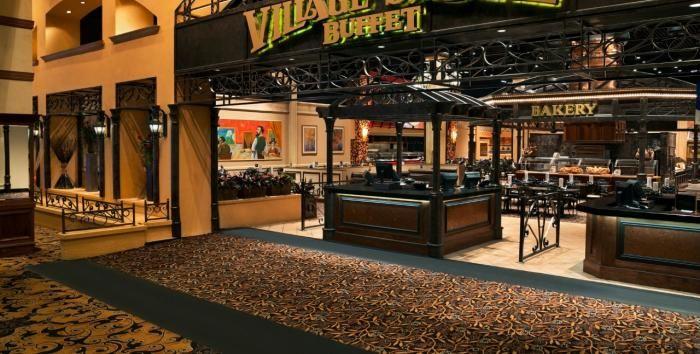 Village Square Buffet at Horseshoe Tunica