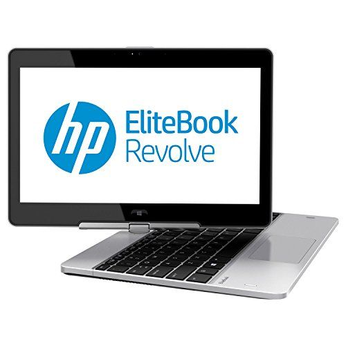 "HP EliteBook Revolve 810 Touchscreen 11.6"" LED Convertible Notebook (Intel Core i5-3437U, 8G DDR3, 128G SSD, Windows 7 64 bit, Silver Color, Manufacture Refurbished) - Full Specs of HP 810 Series:  http://www8.hp.com/h20195/v2/GetDocument.aspx?docname=c04332216  HP EliteBook 810 Tablet PC Video  http://stg.www8.hp.com/us/en/ads/elitebook-revolve/landing.html   The HP EliteBook Revolve meets military standards 810G testing31 for drop, vibration, functional... - http://ehowsupe"