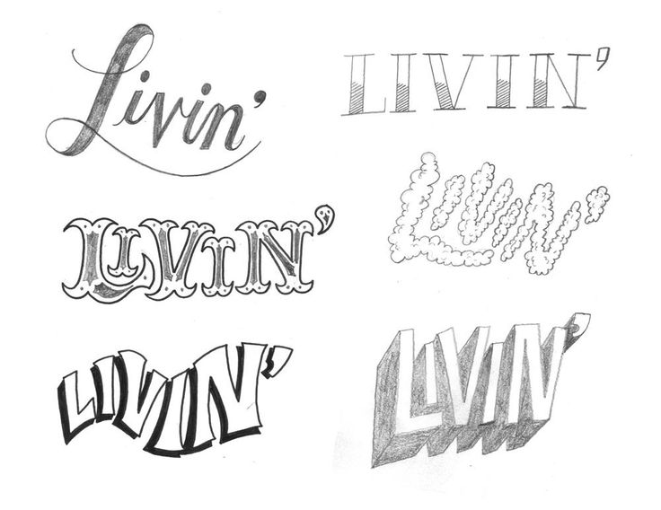 Chris Piasik's awesome lettering warm-up! The First Steps of Hand-Lettering: Concept to Sketch - Class Feed - Skillshare