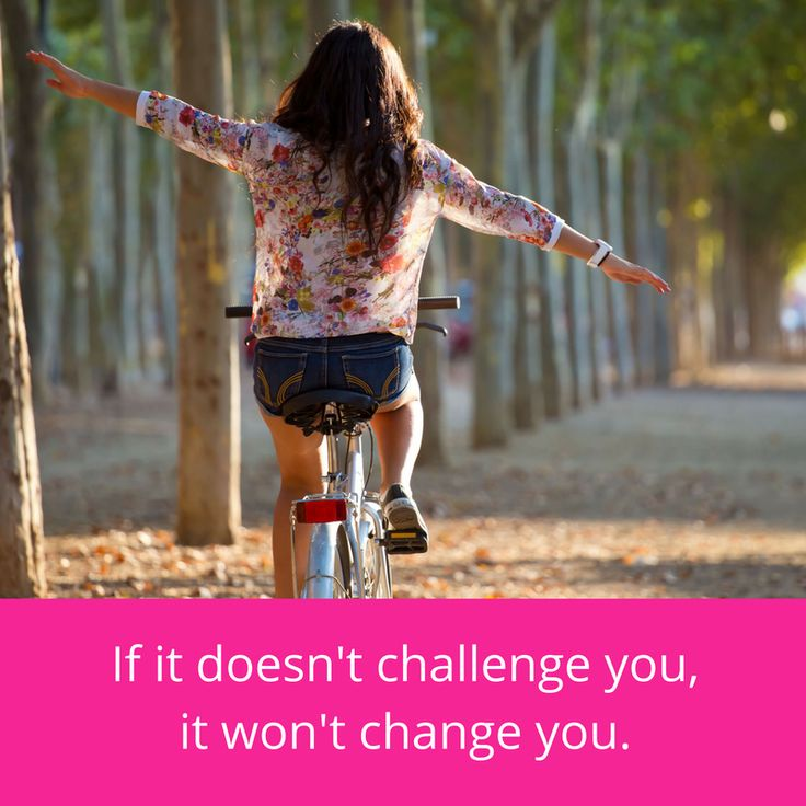 If it doesn't challenge you, it won't change you. #inspomonday #australia #girlboss #bizowner #blogger