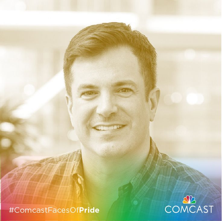 "What #Pride means to me: ""Being your authentic self, and loving it!"" - Dan Baker, Executive Director, Customer Experience Product Management 