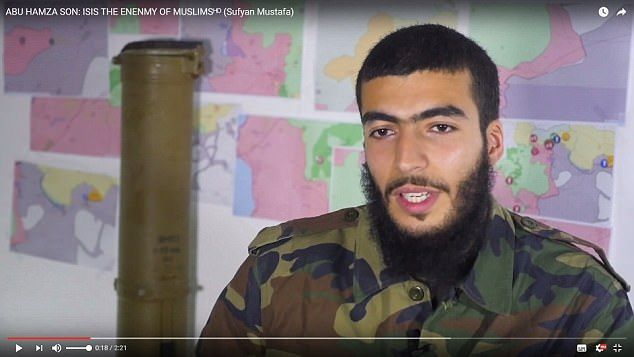 4/1/17 Son of hook-handed hate preacher Abu Hamza is stripped of his British passport after travelling to fight alongside jihadists in Syria   Sufiyan Mustafa, 22, went to fight with jihadists in 2003 and wants to return  After he left, the Home Office took away his passport, leaving him stranded   He told an Arabic newspaper: 'I have never been a threat to national security'