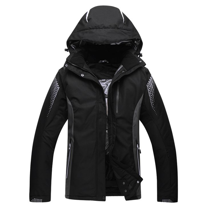 Factory outlets 2017 new snowboard jacket  Men And women Couple models clothes warm windproof and waterproof ski suit jacket  #Affiliate