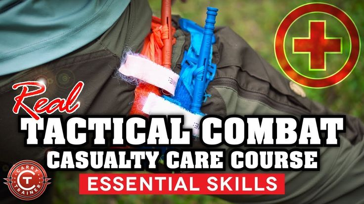 Tactical Combat Casualty Care Training (TCCC) S12