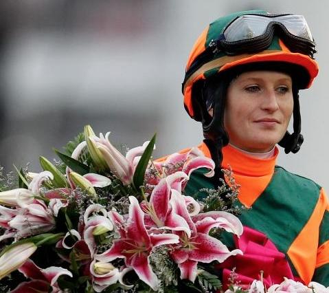 Rosie Napravnik, Horse Racing's First Female Triple Crown Jockey