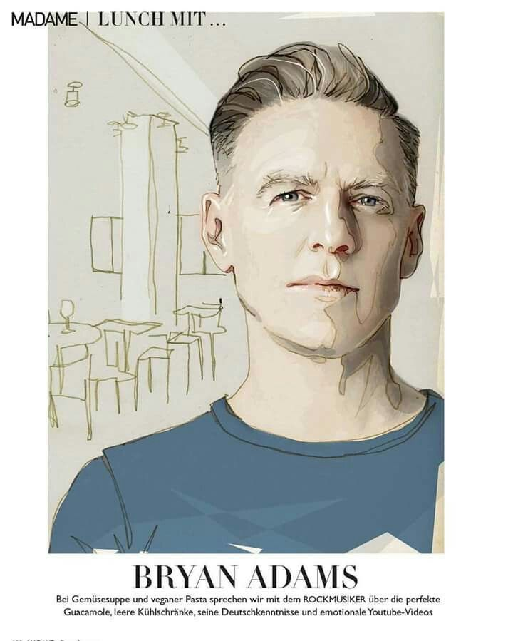 My Bryan Adams